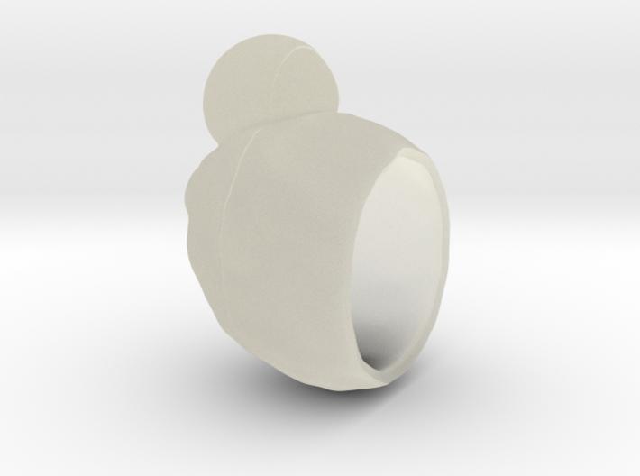 Yeastbud 3d printed
