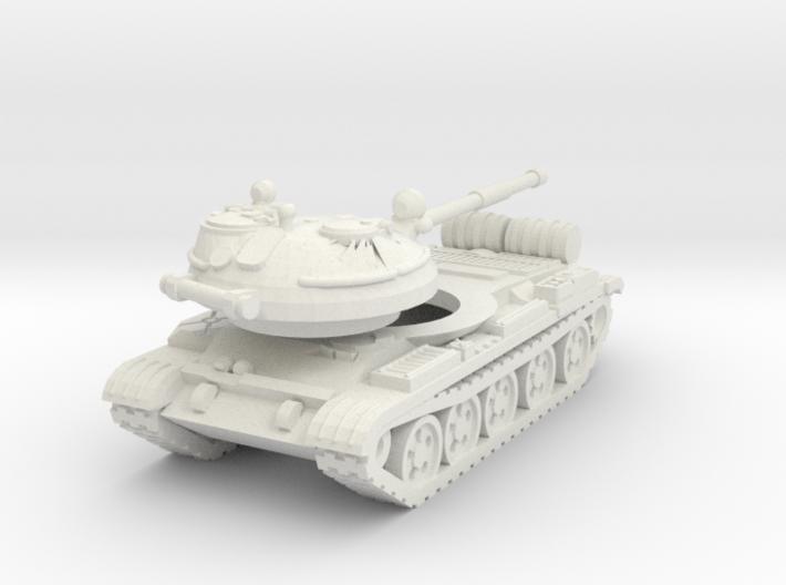 MG144-R14 T-62 (1962) 3d printed