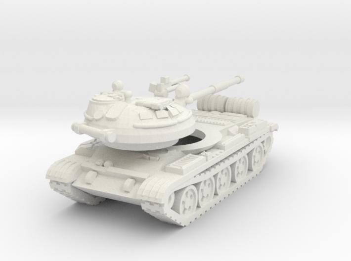 MG144-R14B T-62 (1972) 3d printed