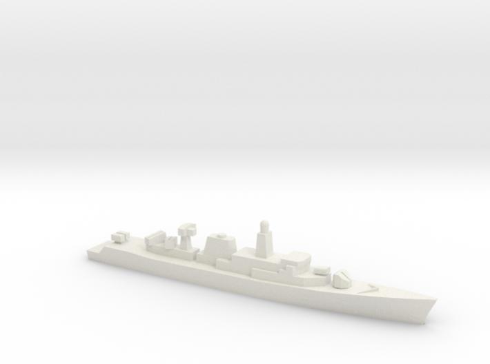 Wielingen-class frigate, 1/1800 3d printed