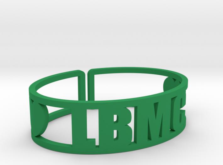 LBMC Cuff 3d printed