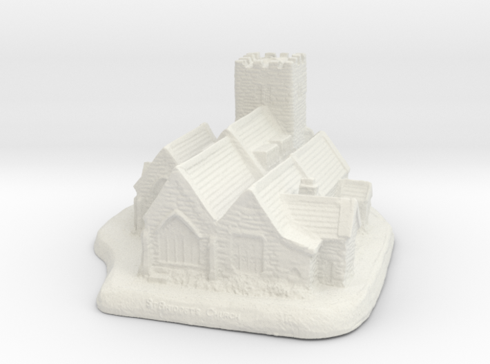 St Bridgets-exported 3d printed