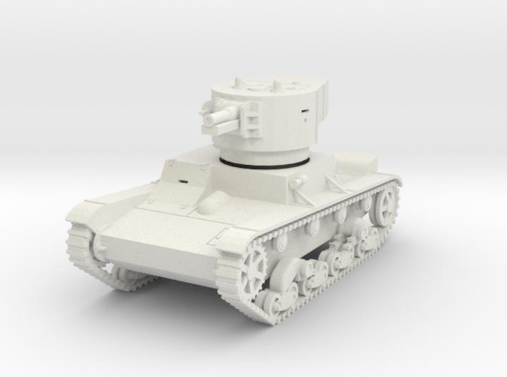 PV119A T26A Artillery Tank (28mm) 3d printed