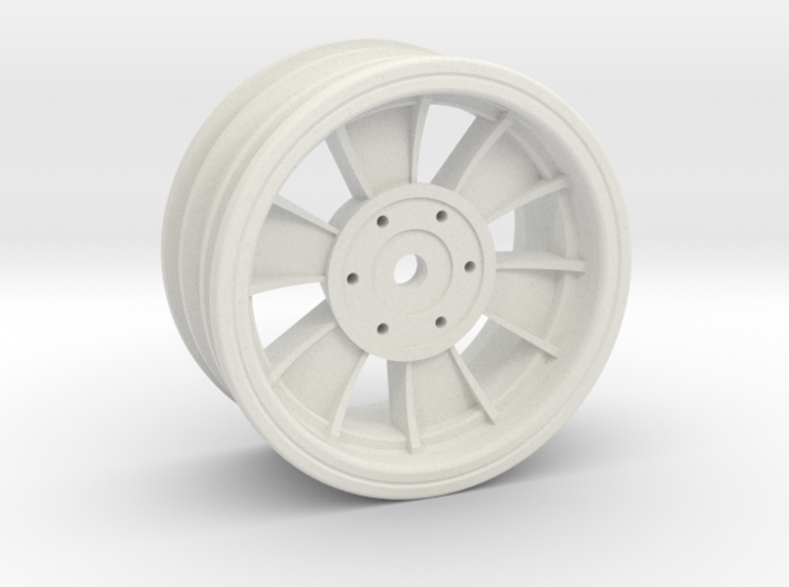 "1.9"" RC Wheel (+3mm offset) 3d printed"