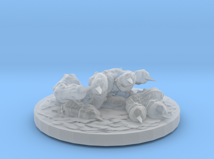 Swarm Hoard 3d printed