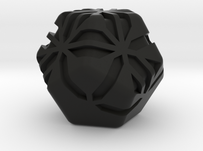 Stipes D12 (platonic dodecahedron version) 3d printed