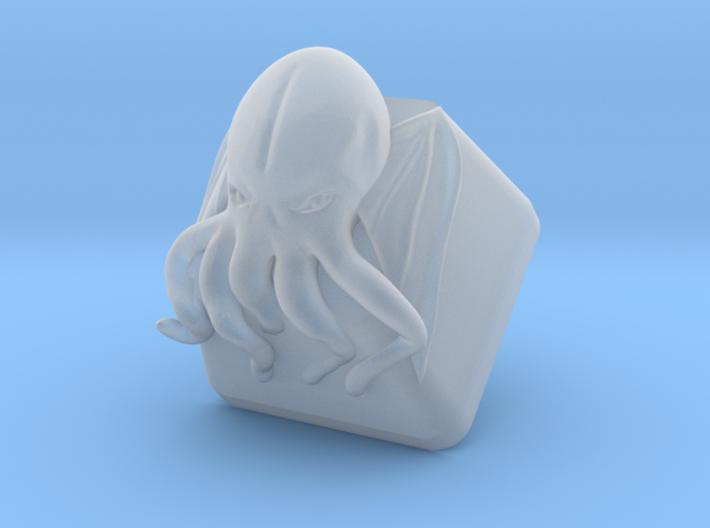 Topre Cthulhu Keycap 3d printed