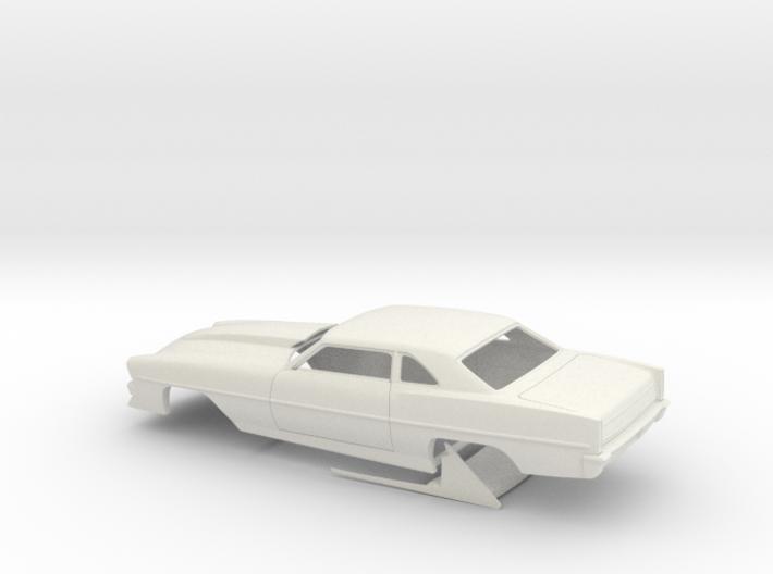 1/18 66 Nova Pro Mod No Scoop 3d printed