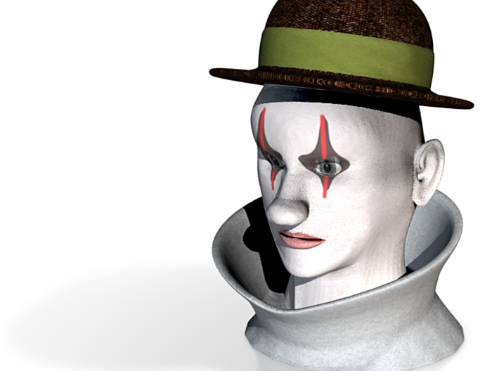 Weimar Clown - Variation 3d printed