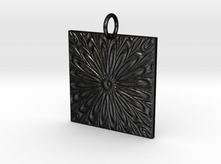 Petals Pendant 3d printed