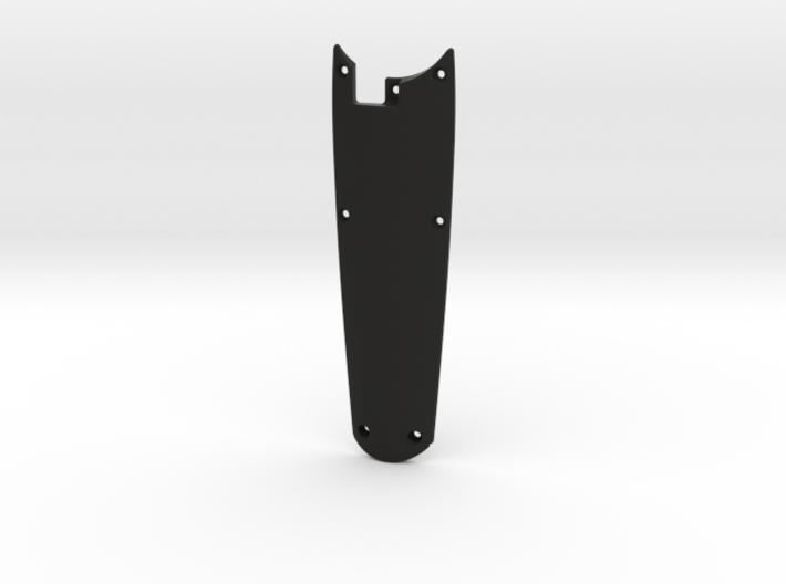 Felt IA Calpac cover /w top tube curvature 3d printed