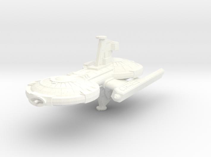 Ghorn Strike Frigate 3d printed