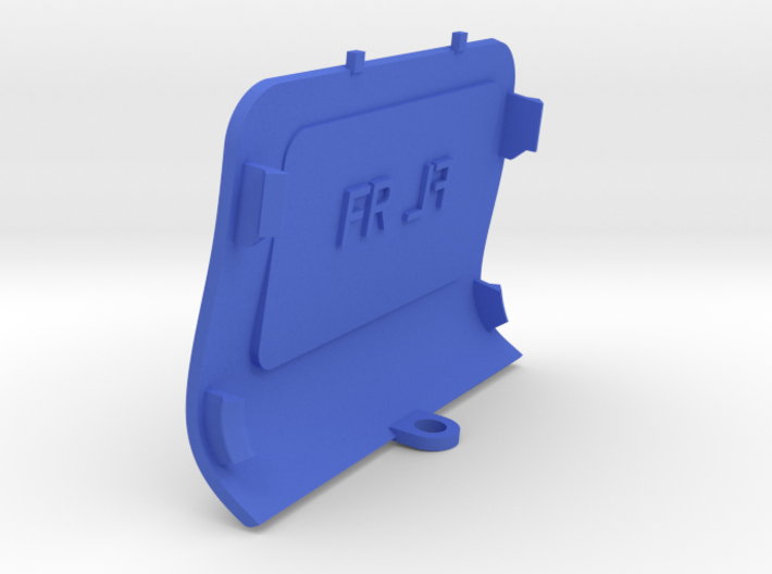 Front-Right Saab Jack Point Cover 3d printed