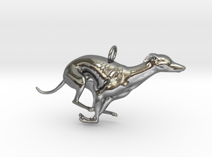 whippetPendant 3d printed
