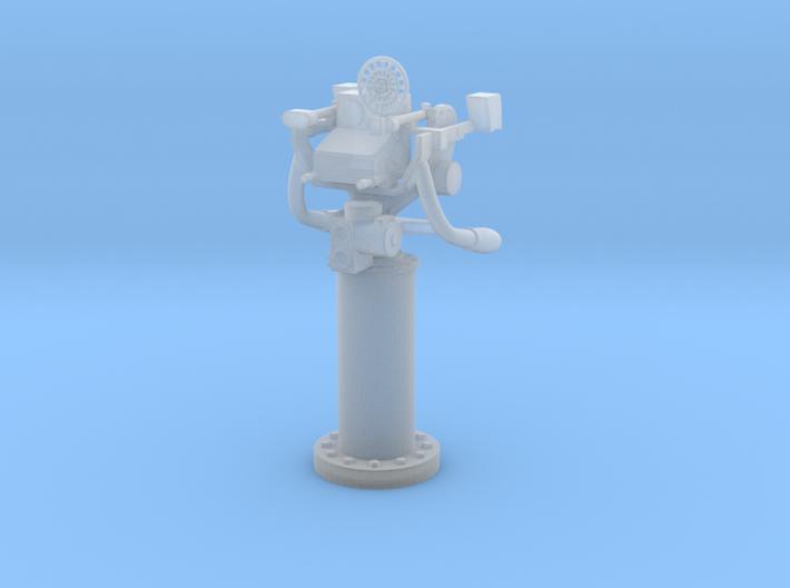 1/39 USN MK 51 Director 3d printed