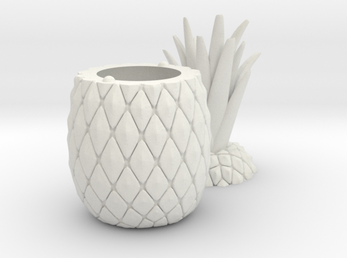 Pineapple Lamp 3d printed
