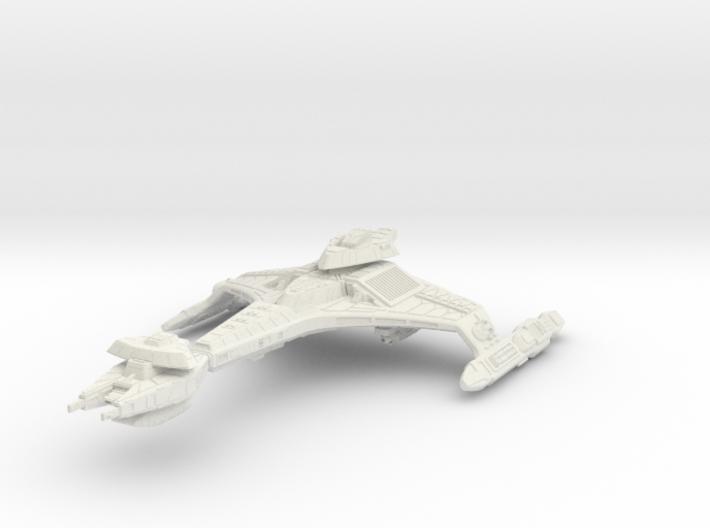 """Vor'cha Class Refit BattleCruiser 4.1"""" 3d printed"""