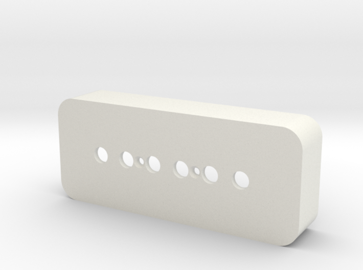 P-90 Pickup Cover 3d printed