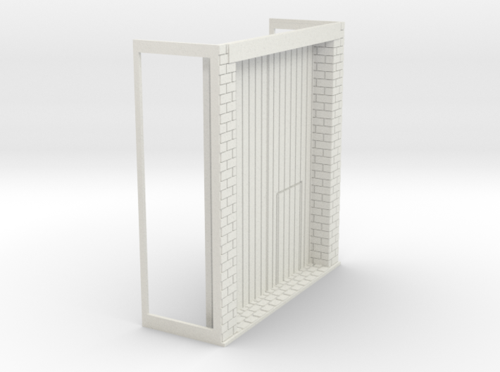 Z-76-lr-stone-warehouse-base-plus-door-1 3d printed