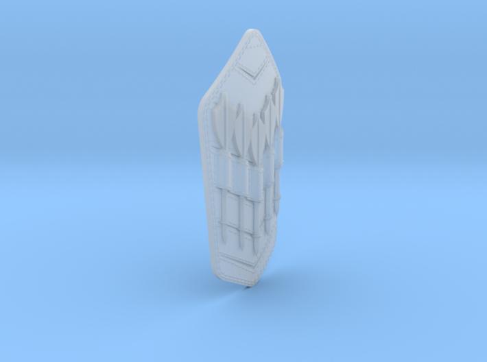 ARROW - Arrow 2.0 Hip Quiver (1:6) 3d printed