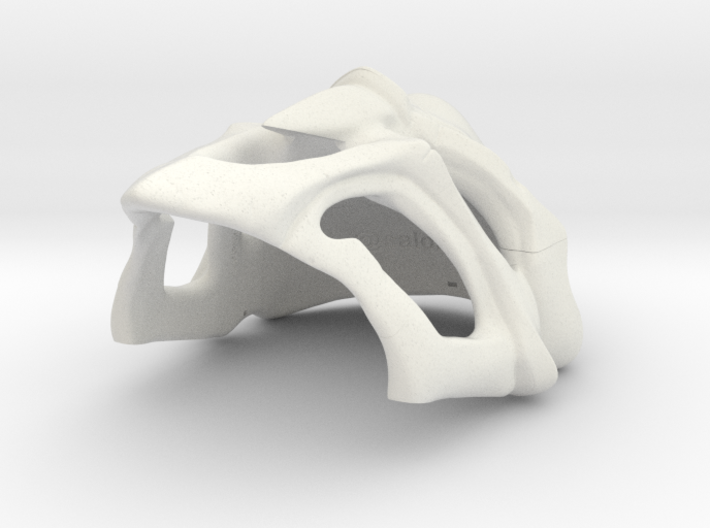 OverWatch's Reaper Pendant 3d printed