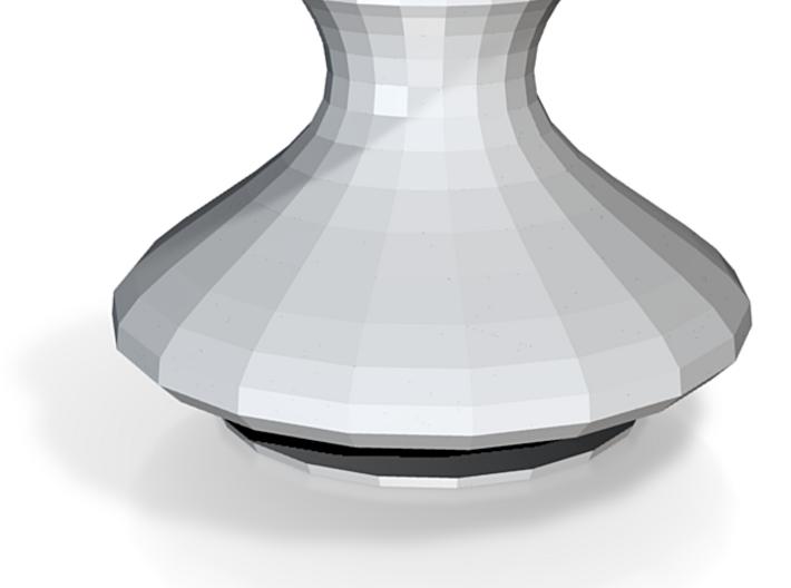 xanadu vase 3d printed