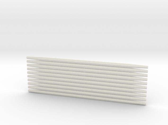 MGD-13 (10x): A Set with 10 D-Connectors 3d printed