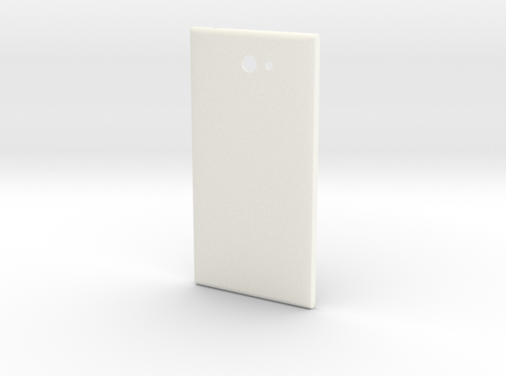 The Other Side for Jolla phone - Thicker 3d printed