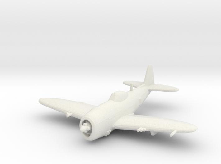 Republic P-47 'Thunderbolt' Bubbletop 3d printed
