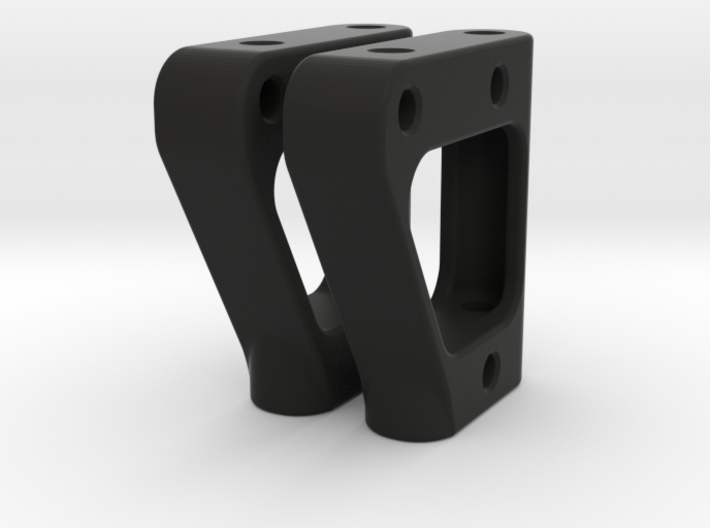 ZH Headstock Chassis Mount 3d printed