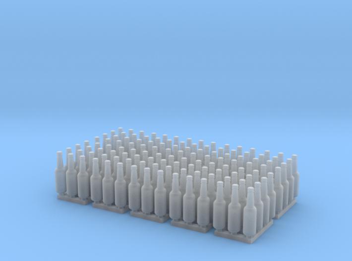 Beer Bottle LongNeck 330ml- 1:24 120ea 3d printed