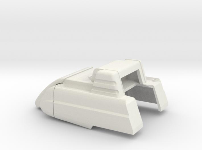 1/64 Modern Baler Upper Body 3d printed