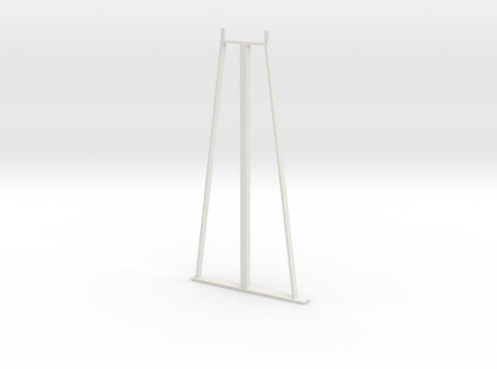 Abstützung Signalbrücke 3d printed