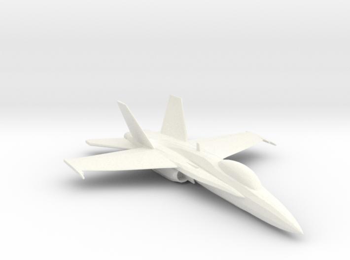 F-18 3d printed