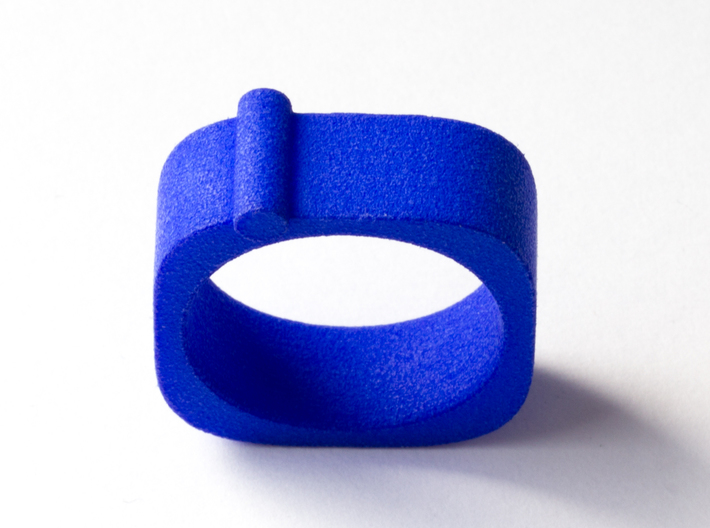 Squared Outlook 3d printed