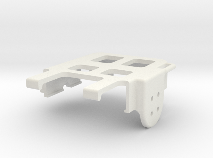 RunCam2 Gimbal Camera Housing V2 3d printed