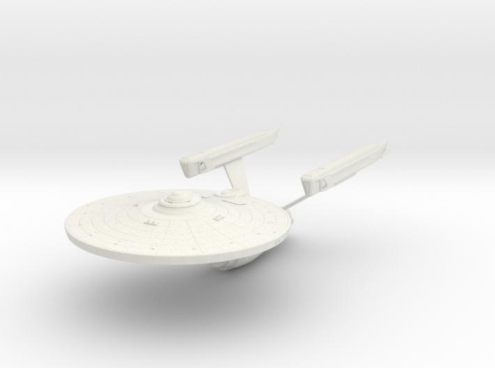 Enterprise A 3d printed
