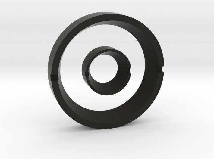 ESB M19 Scope (Pro Version) - Retention Rings 3d printed