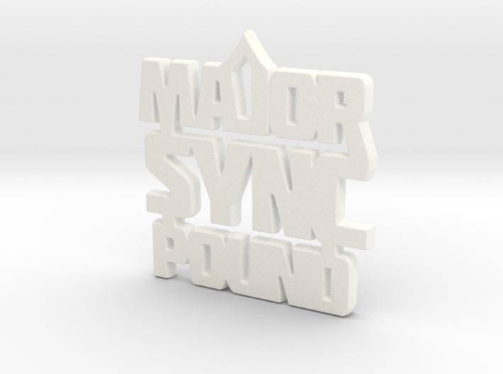MAJOR $YNC POUND 3d printed