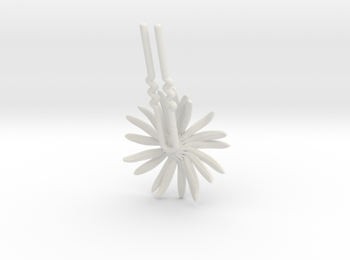 Daisy Bobby- Version 2 3d printed