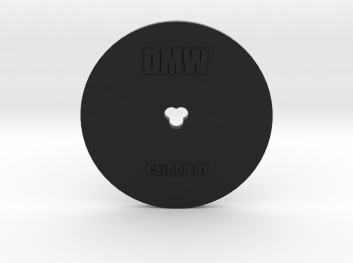 Clay Extruder Die: Coil 008 01 3d printed