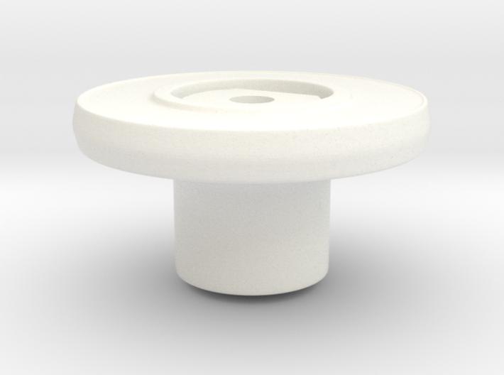 Dishwasher Wheel Replacement 3d printed