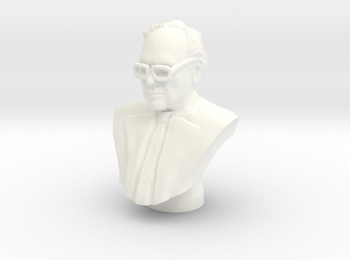 Bernie Sanders 3d printed