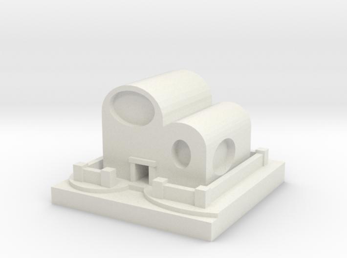 Building 7 3d printed