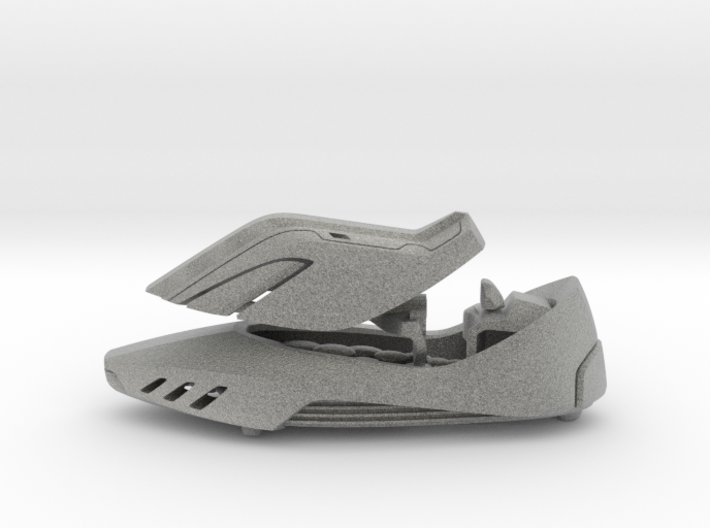 Shoe Car - from Concept Design Quest 3d printed