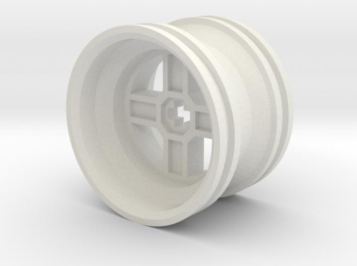 Wheel Design II 3d printed