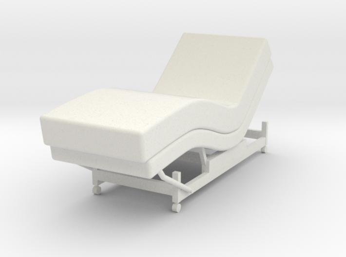 1:24 Medical Bed 3d printed