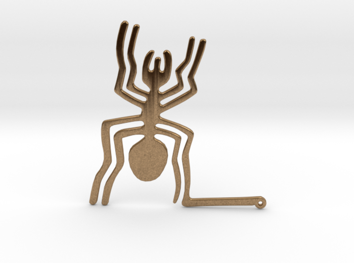 Nazca: The Spider 3d printed