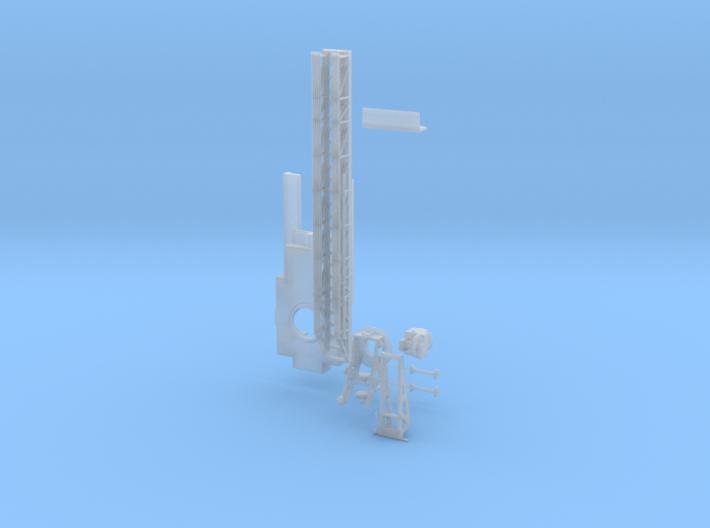 KL26+2 Aufbau und Leiterpark 3d printed