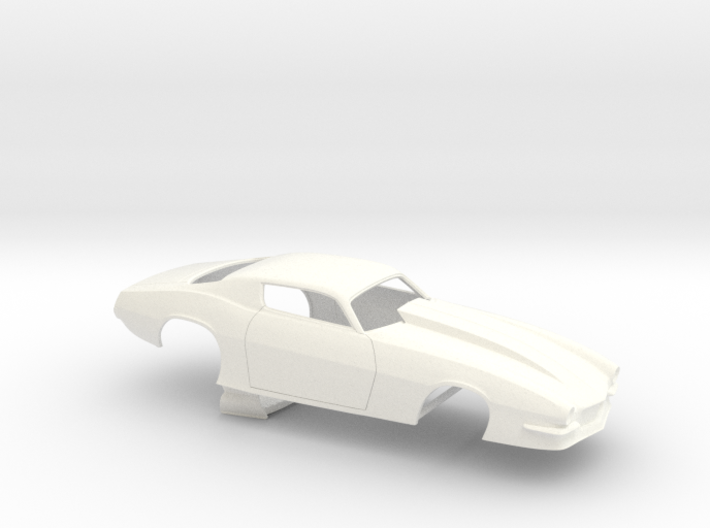 1/32 Pro Mod Camaro Cowl Hood 3d printed